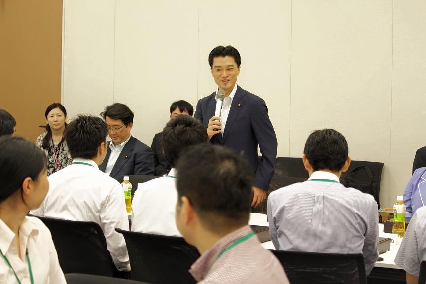 20150707政経塾ランチ