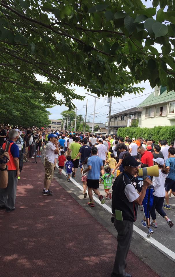20160626おだわらキッズマラソン大会001