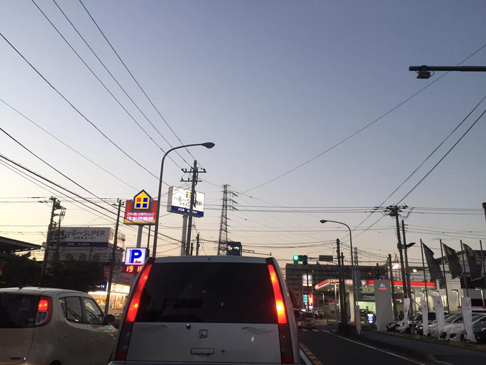 20160706渋滞